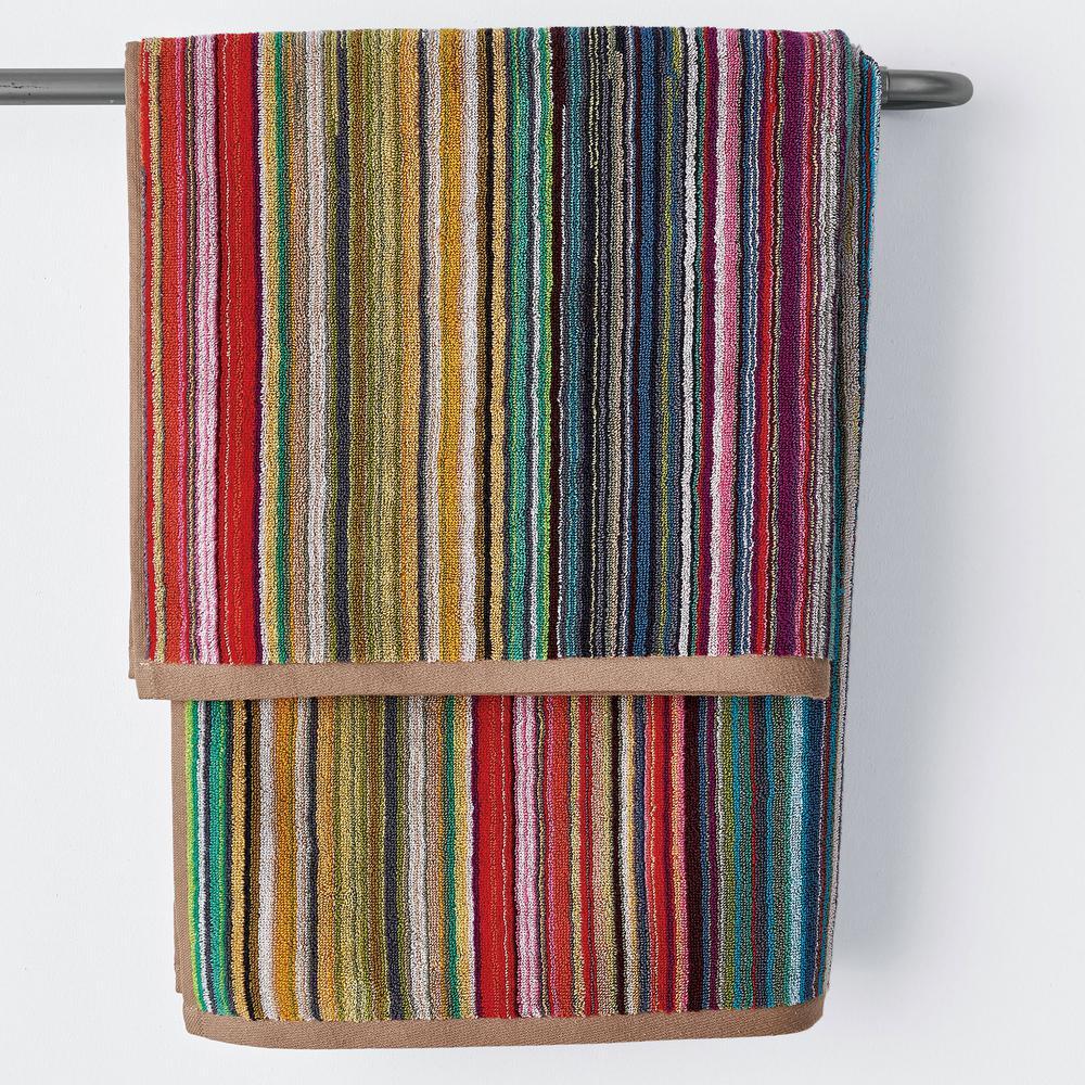 Rhythm Cotton Fingertip Towel in Multi Color (Set of 2)