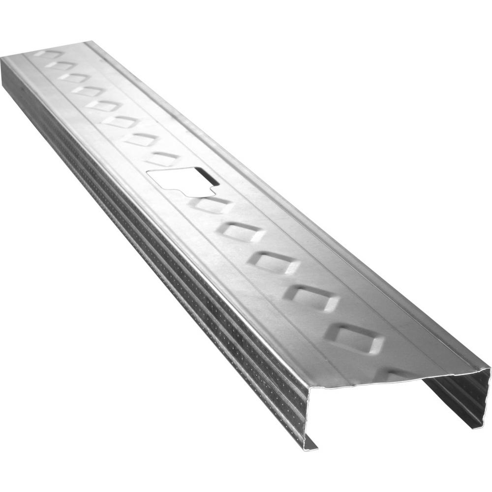 ProSTUD 20 3-5/8 in. x 12 ft. 20-Gauge EQ Galvanized Steel