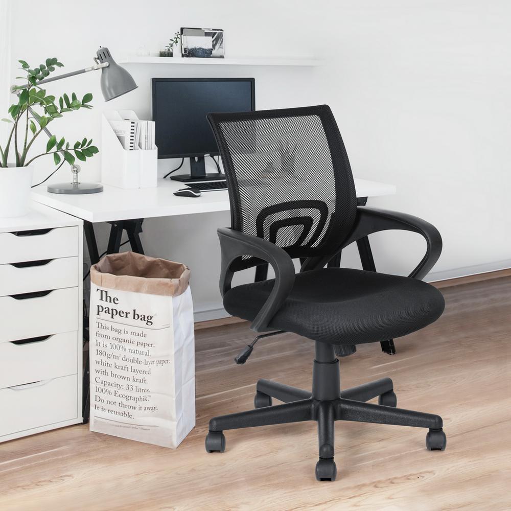 Kite Black Mesh Office Chair