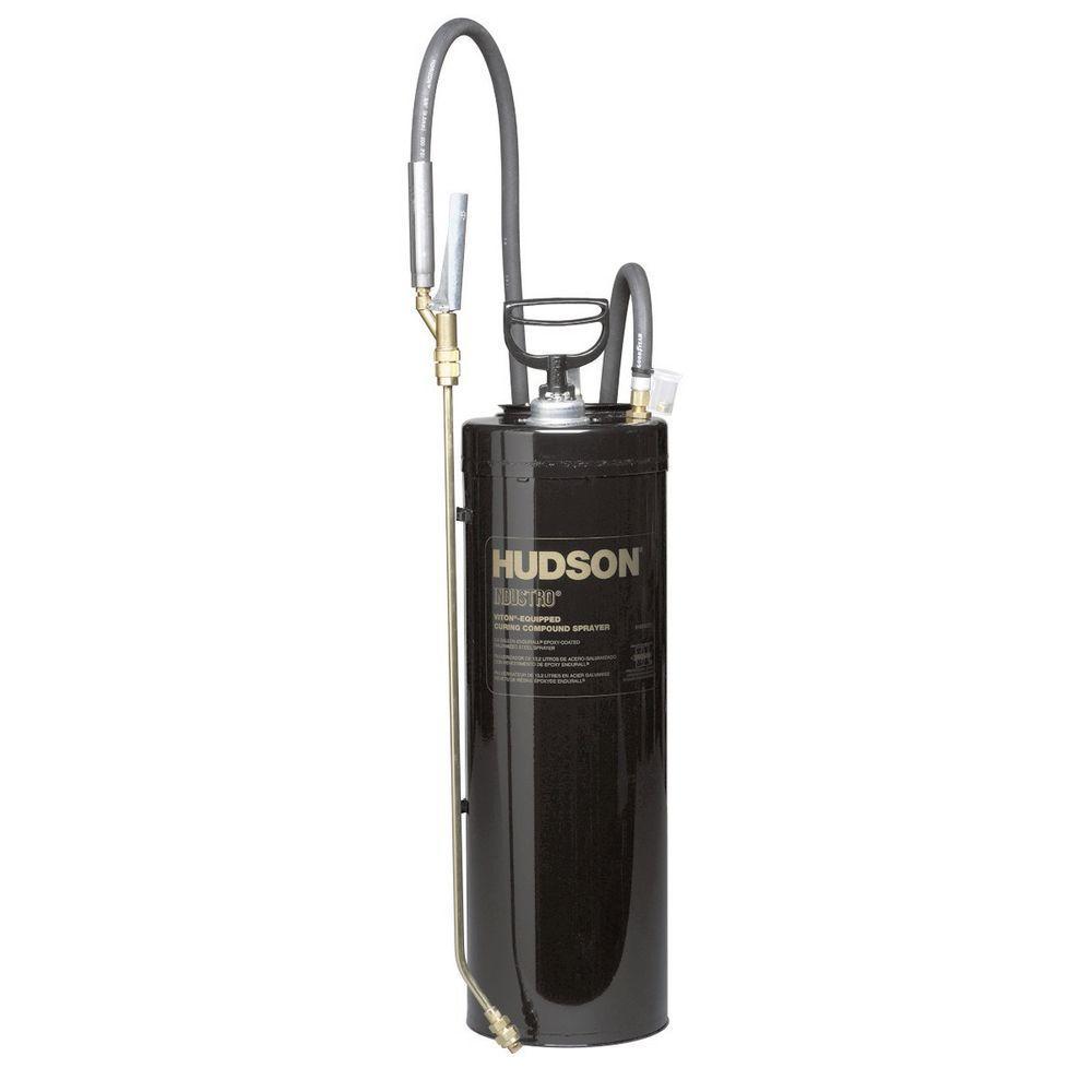 3.5 Gal. Industro Galvanized Steel Sprayer