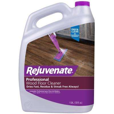 Professional 128 oz. Hardwood Floor Cleaner