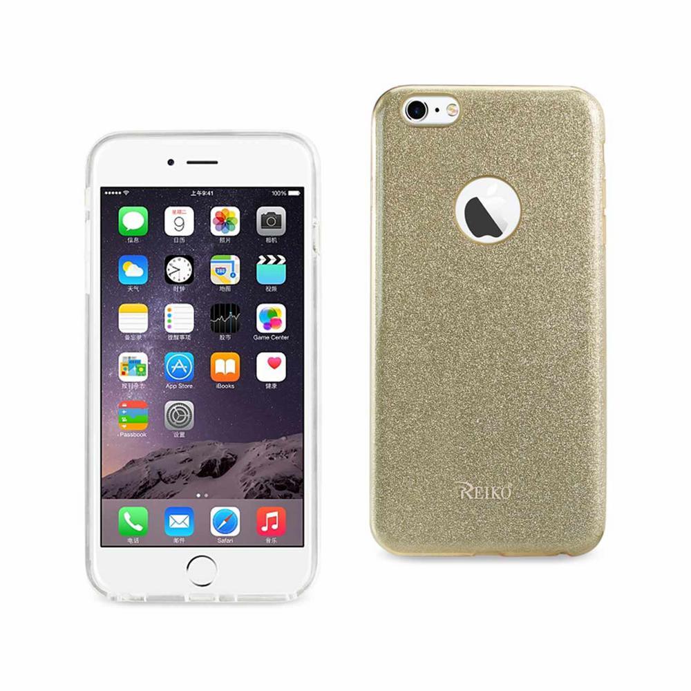 iPhone 6 Plus/6S Plus Design Case in Gold