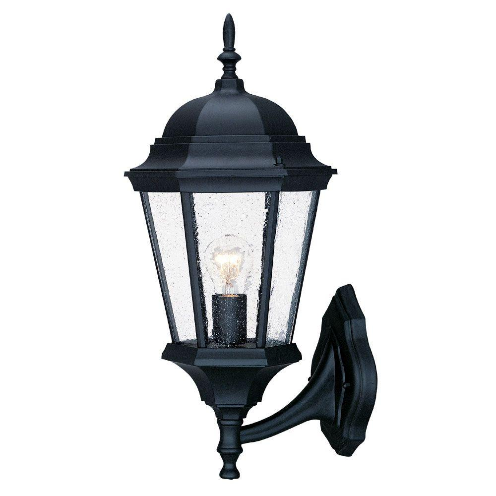 Landscape Lighting Naples Fl: Acclaim Lighting Richmond Collection 1-Light Matte Black