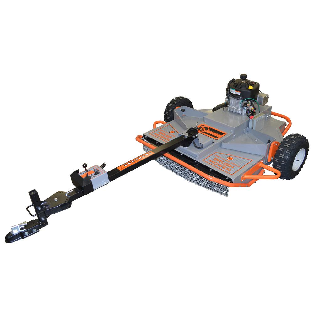 Dirty Hand Tools 44 in. Pull-Behind Rough Cut Lawn Mower with 11.5 Briggs & Stratton Engine