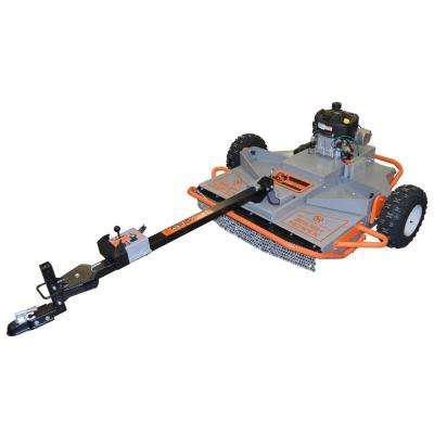 44 in. Pull-Behind Rough Cut Lawn Mower with 11.5 Briggs & Stratton Engine