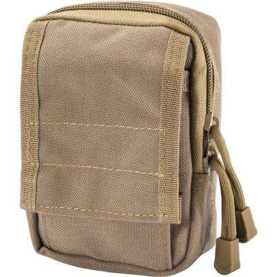 Loaded Gear CX-800 MOLLE Accessory Pouch in Flat Dark Earth