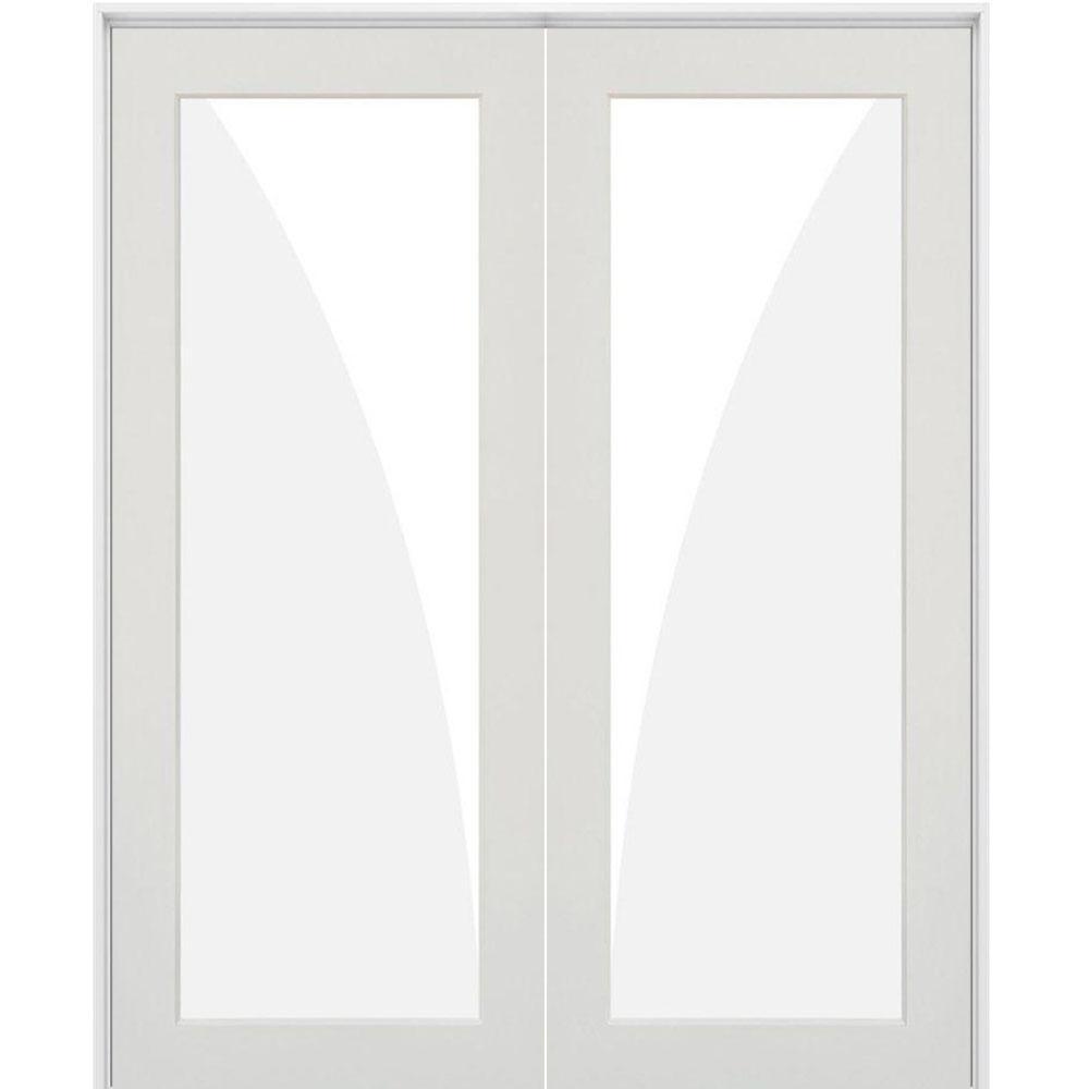 72 X 96 French Doors Interior Closet Doors The Home Depot