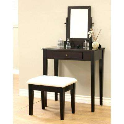 3-Piece Expresso Vanity Set