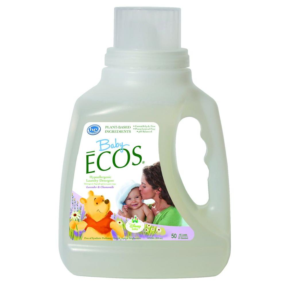 50 oz. Disney Baby Lavender and Chamomile Liquid Laundry Detergent
