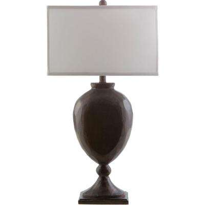 Veksler 31 in. Bronze Indoor Table Lamp