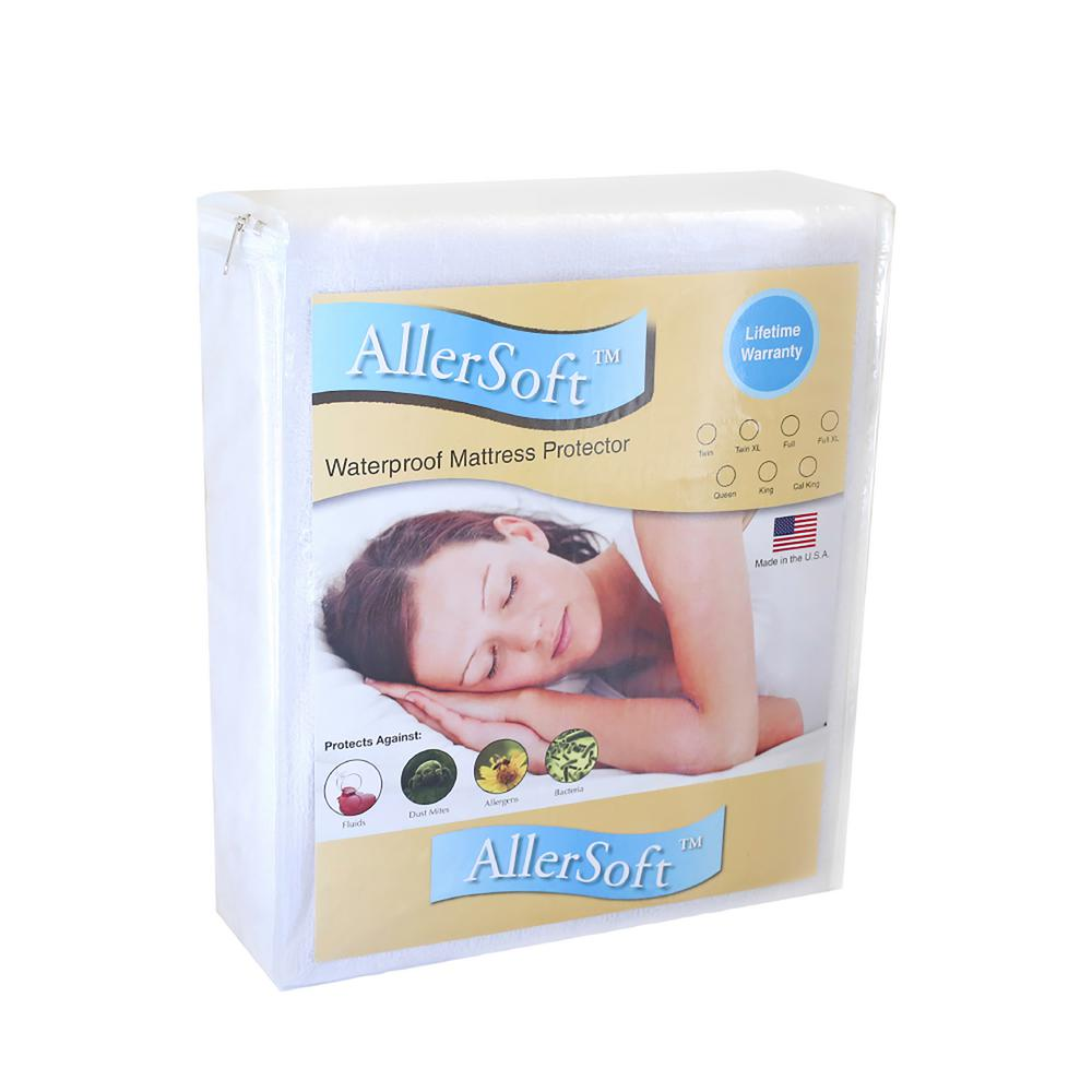 Cotton Waterproof Full Mattress Protector
