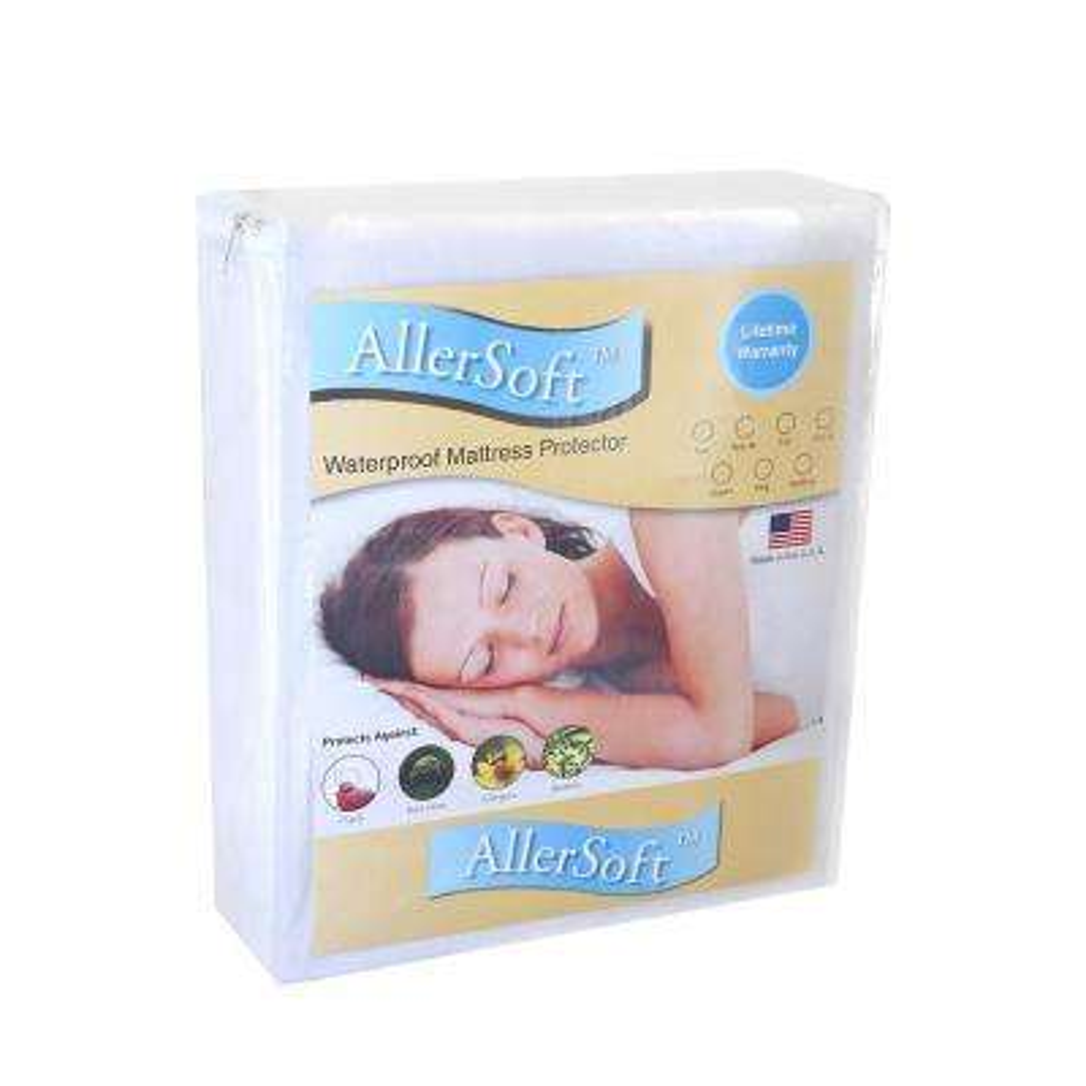 Cotton Waterproof Full Mattress Protector
