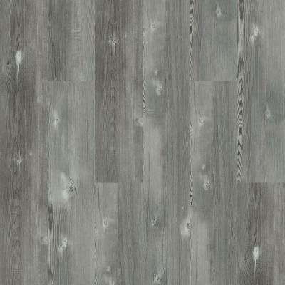 Pinebrooke Direct Glue 9 in. x 59 in. Stone Resilient Vinyl Plank Flooring (22.12 sq. ft. / case)