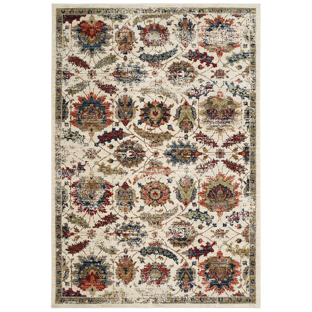 Petproof karastan studio wanderlust bora cream 8 ft x 11 ft indoor area rug 000729 the home depot