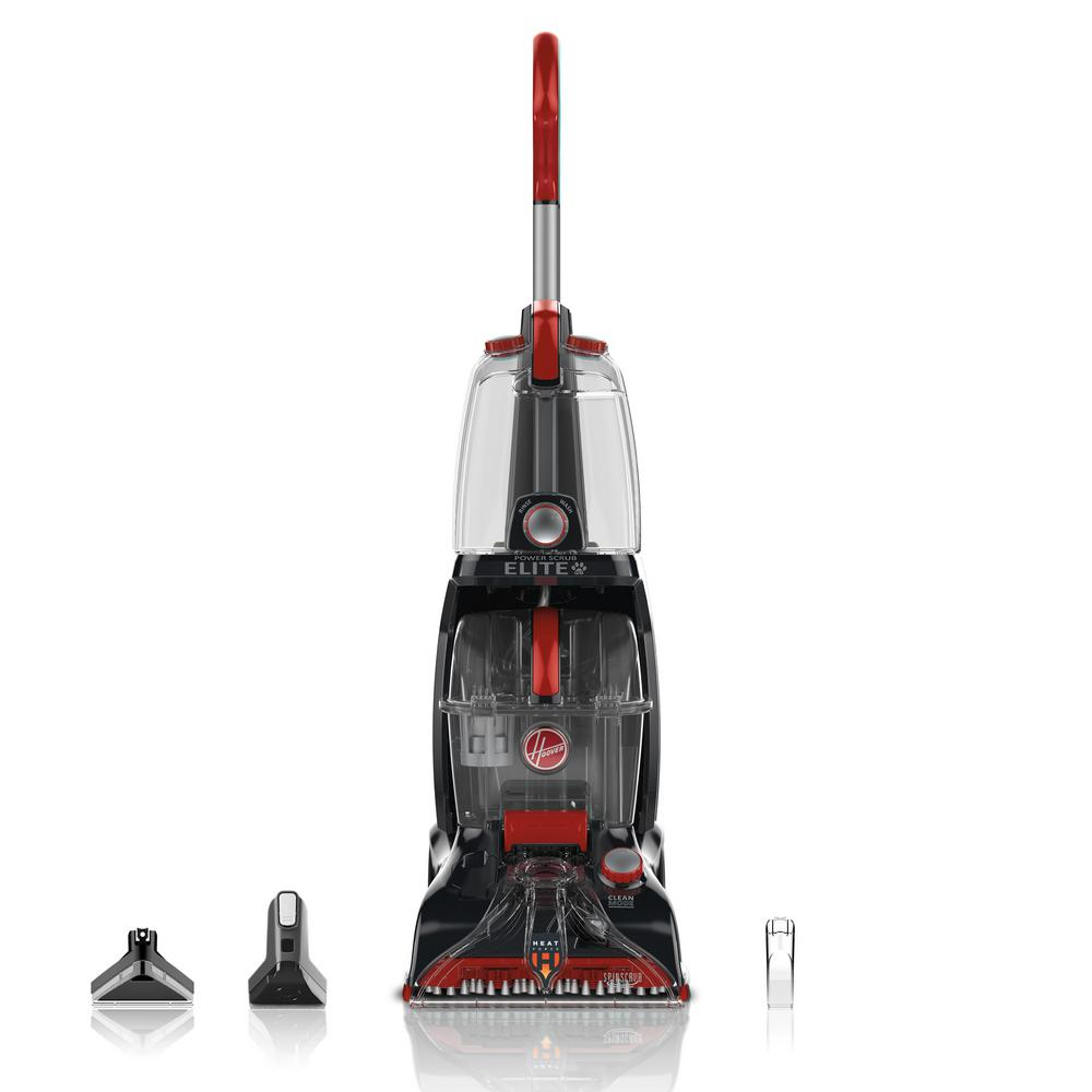 Hoover Professional Series Power Scrub Elite Pet Plus Upright Pet Carpet Cleaner