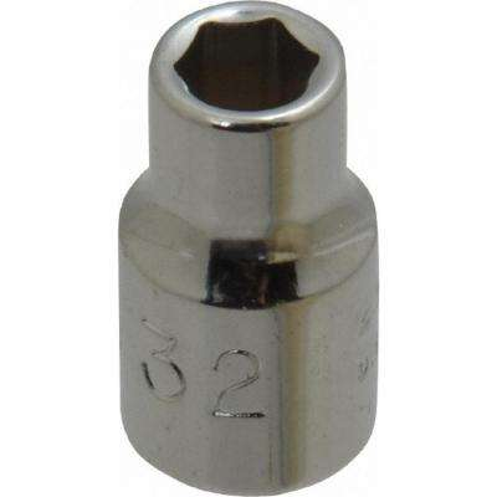 1/4 Drive Socket 7/32 - 6 Point