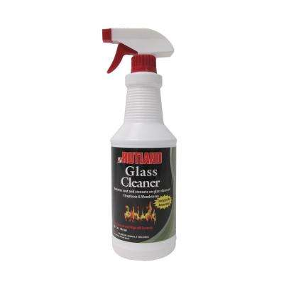 32 fl. oz. Fire place Glass Cleaner Spray Bottle