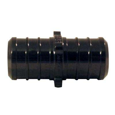 3/4 in. x 3/4 in. Poly Alloy Straight Coupling (50-Pack)