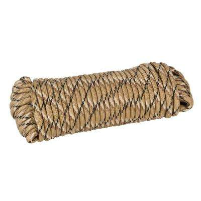 1/8 in. x 50 ft. Light Desert Camo Paracord