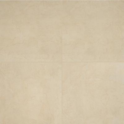 Aria Cremita 24 in. x 24 in. Polished Porcelain Floor and Wall Tile (16 sq. ft. / case)