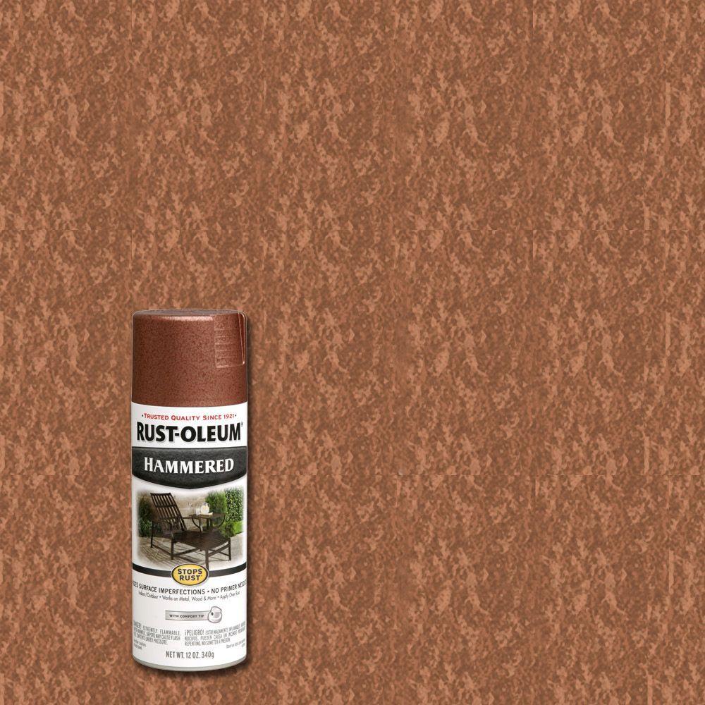 Rust Oleum Stops Rust 12 Oz Copper Protective Enamel