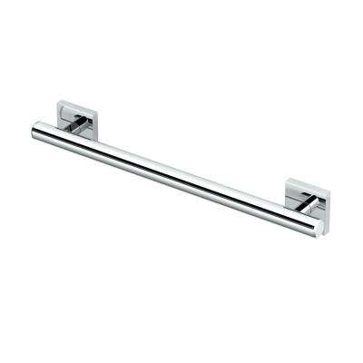 Elevate 18 in. Grab Bar in Chrome