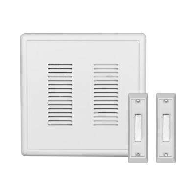 PrimeChime Plus Video Compatible Wired Door Bell Chime Kit