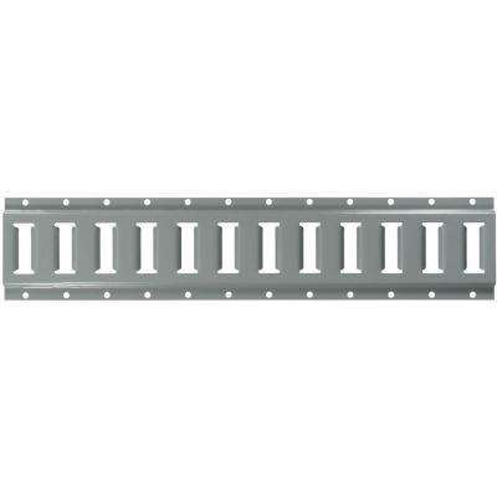 24 in. Steel Bulk Display E-Track