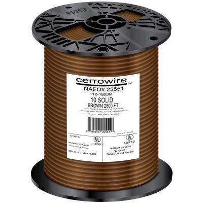 10 - Cerrowire - THHN - Wire - Electrical - The Home Depot