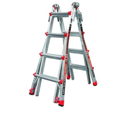 Gorilla Ladders 26 ft  Reach MPX Aluminum Multi-Position