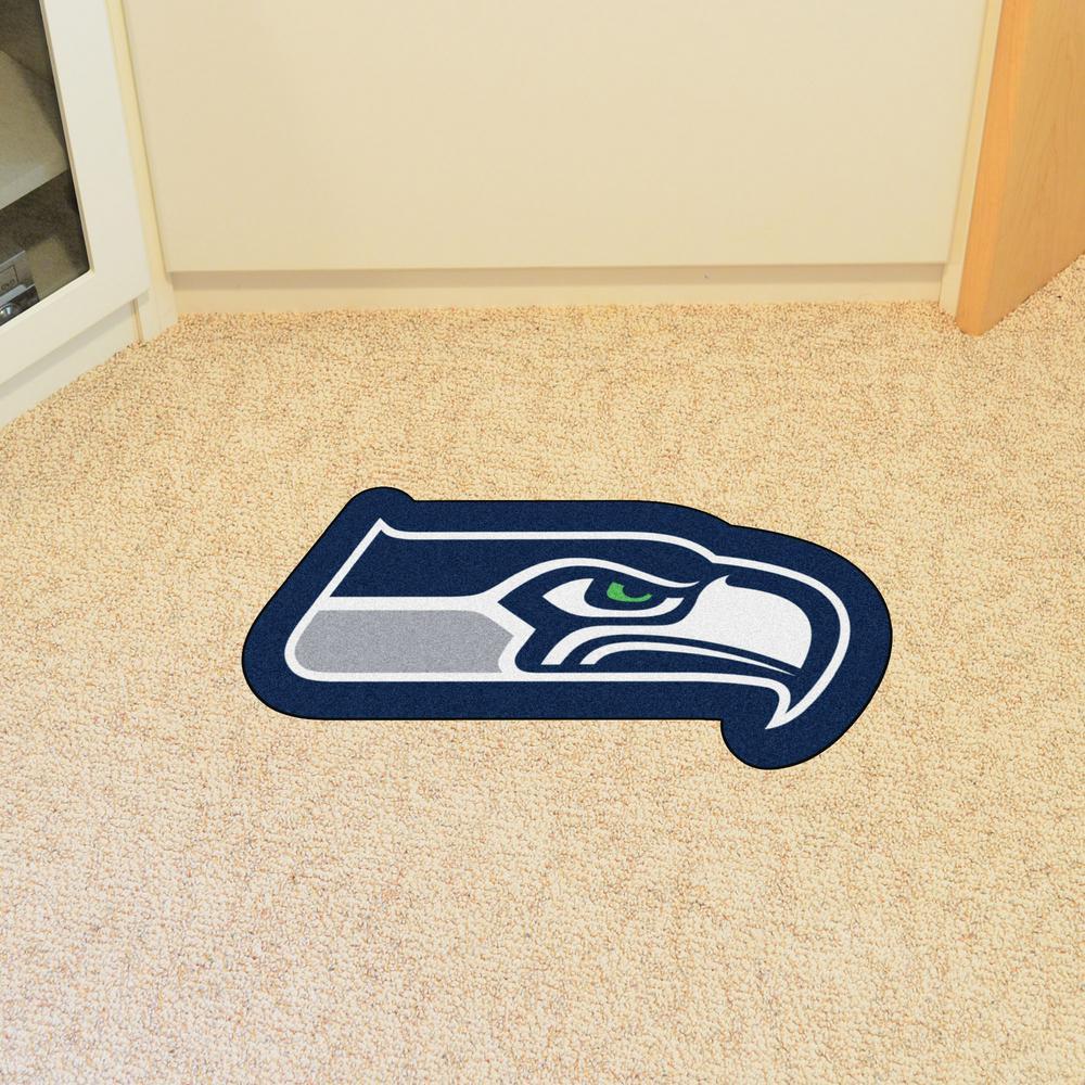Fanmats Nfl Seattle Seahawks Mascot