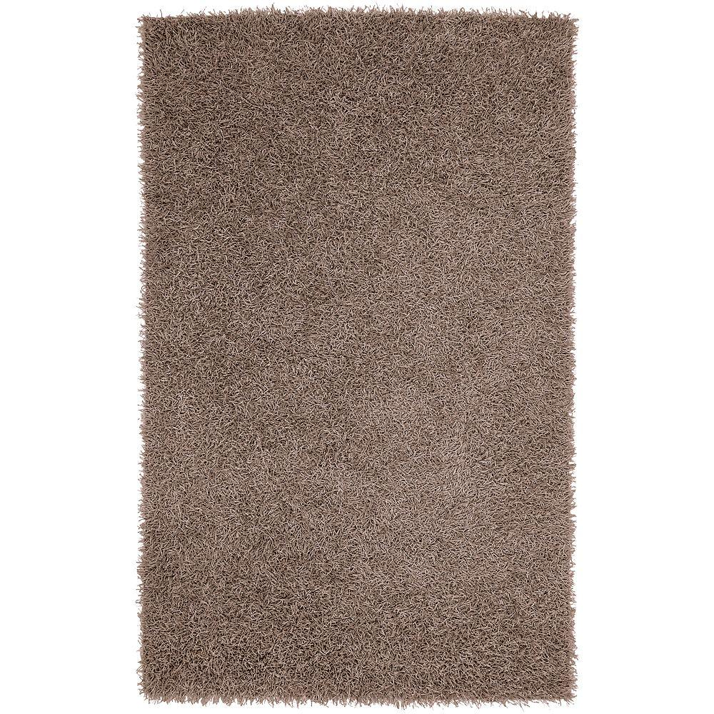 Artistic Weavers Lindon Silver 9 ft. x 13 ft. Area Rug