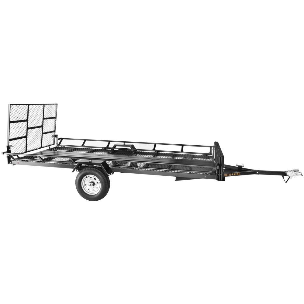 Sport Star 5 ft. x 12.5 ft. 3-ATV Trailer Kit