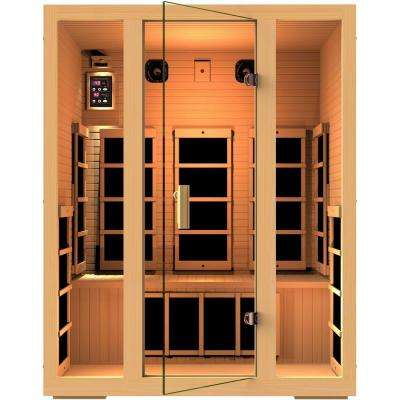 Joyous 3-Person Far Infrared Sauna