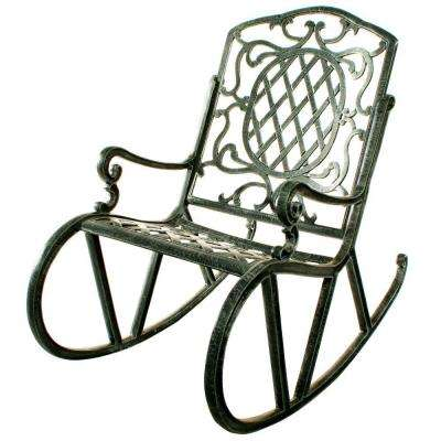 Mississippi Patio Rocking Chair