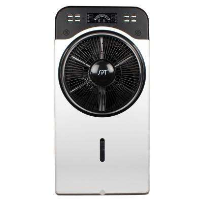 14 in. Indoor Misting and Circulation Fan