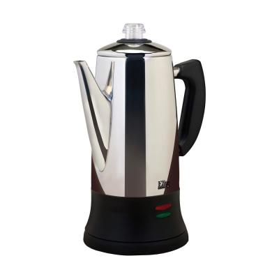 12-Cup Percolator in Stainless Steel