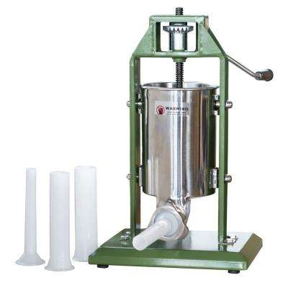 7 lb. Capacity Vertical Sausage Stuffer