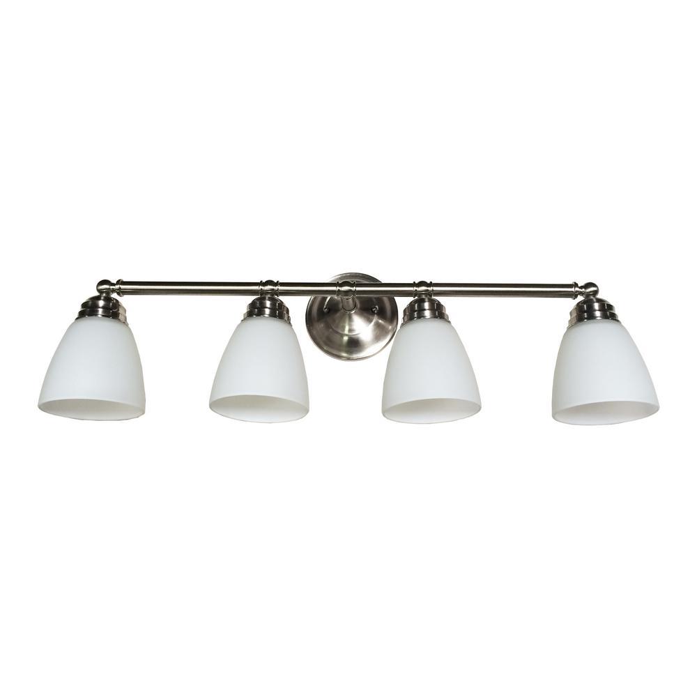 Ardmore 4-Light Brushed Nickel Bath Light