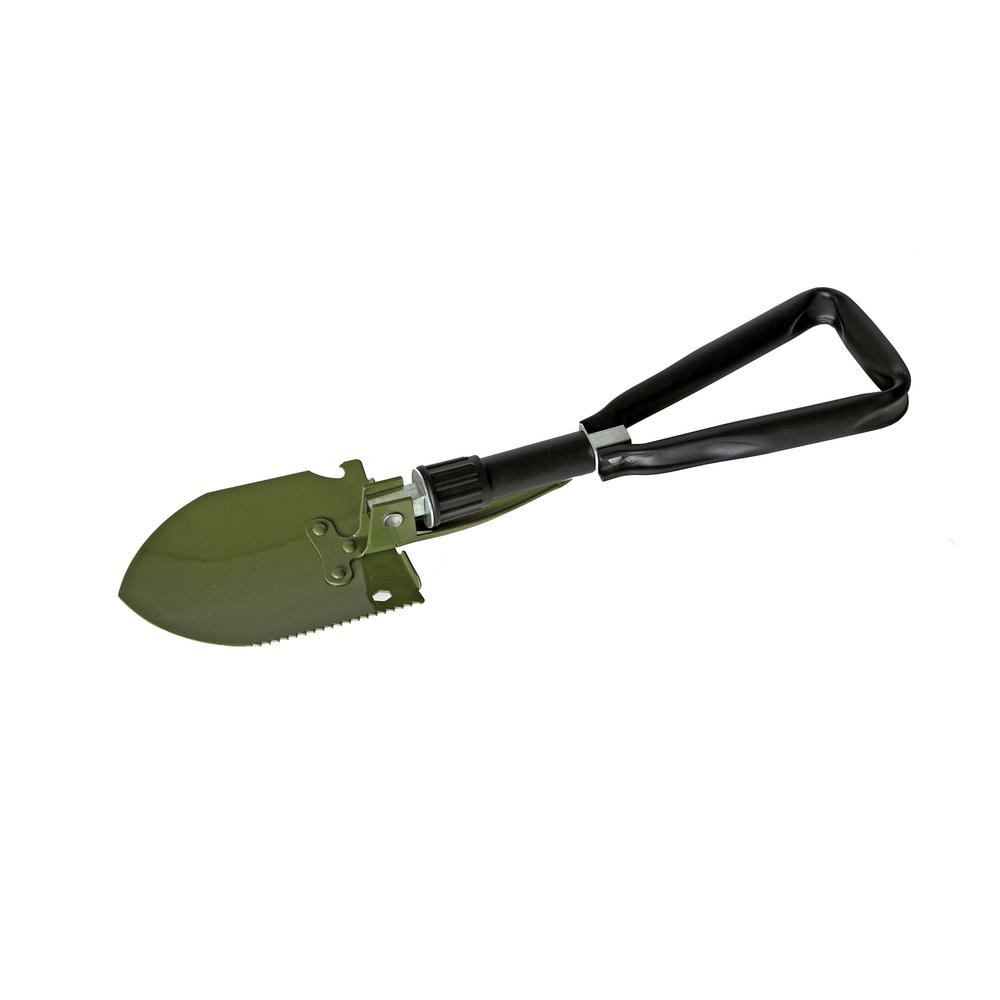 Multi-Function Fold Shovel with Carry Bag