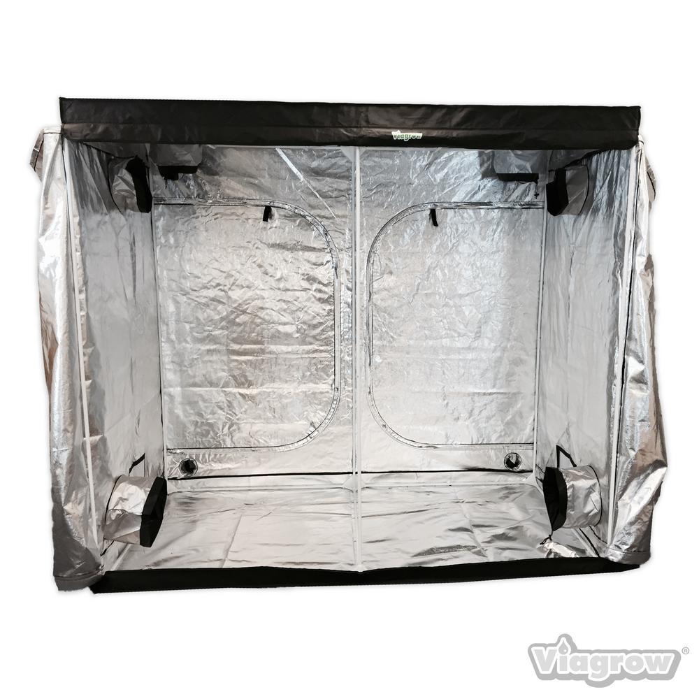 Viagrow 4 ft. x 8 ft. x 7 ft. Grow Tent  sc 1 st  Home Depot & Viagrow 4 ft. x 8 ft. x 7 ft. Grow Tent-VHH4X8X7 - The Home Depot