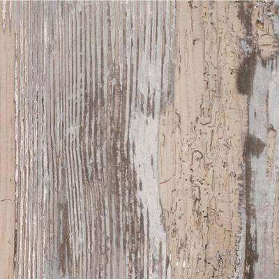 Take Home Sample - Weathered Fence Oak Laminate Flooring - 5 in. x 7 in.