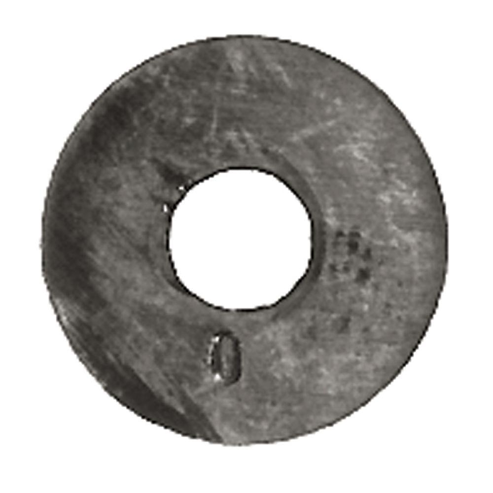 DANCO 1/8 in. 0 Beveled Washers (10/Card)-88580 - The Home Depot