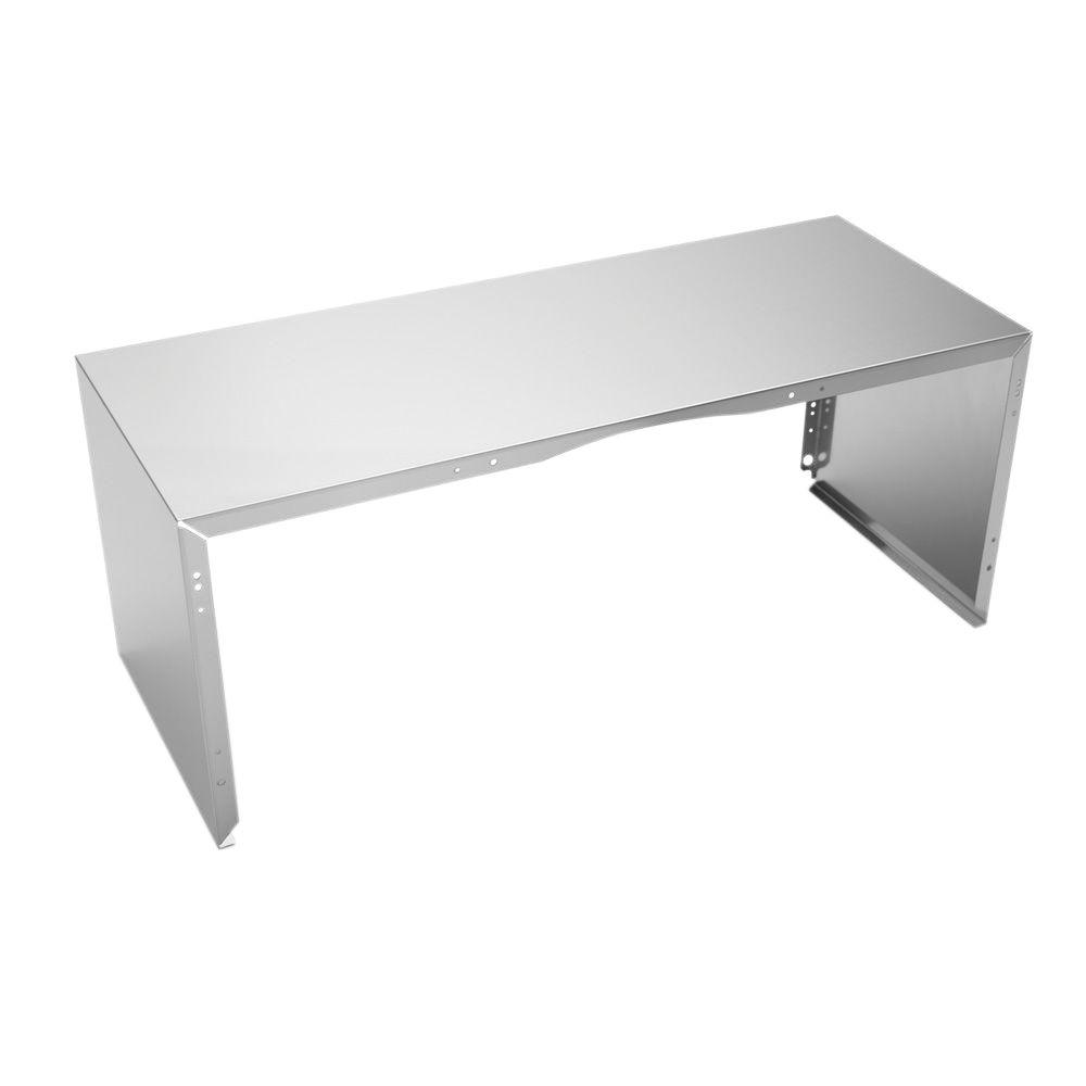 Stainless Steel Duct Cover For Wall Mounted Range Hoods