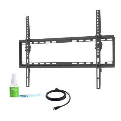 Large Tilt TV Wall Mount Kit for 42 to 75 inch