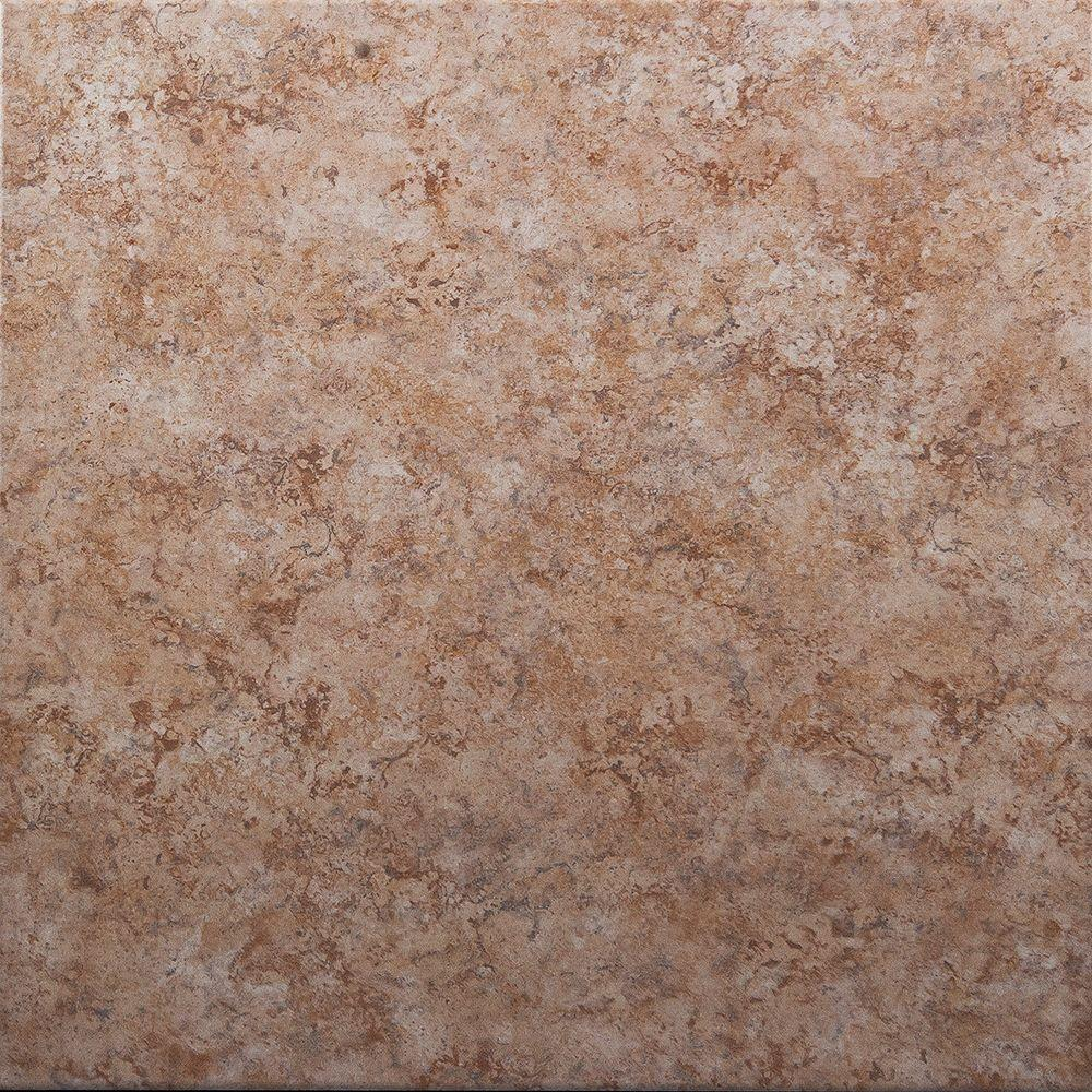 Calypso 18 in. x 18 in. Ceramic Floor Tile (15.40 sq.