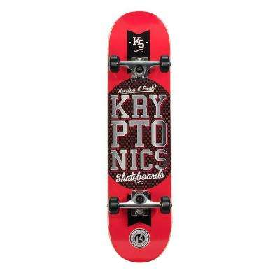 31 in. Fresh POP Complete Skateboard