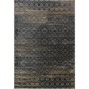 Dynamic Rugs Royal Treasure Soft Blue/Mocha 2 ft. x 3 ft. 5 inch Indoor Accent Rug by Dynamic Rugs