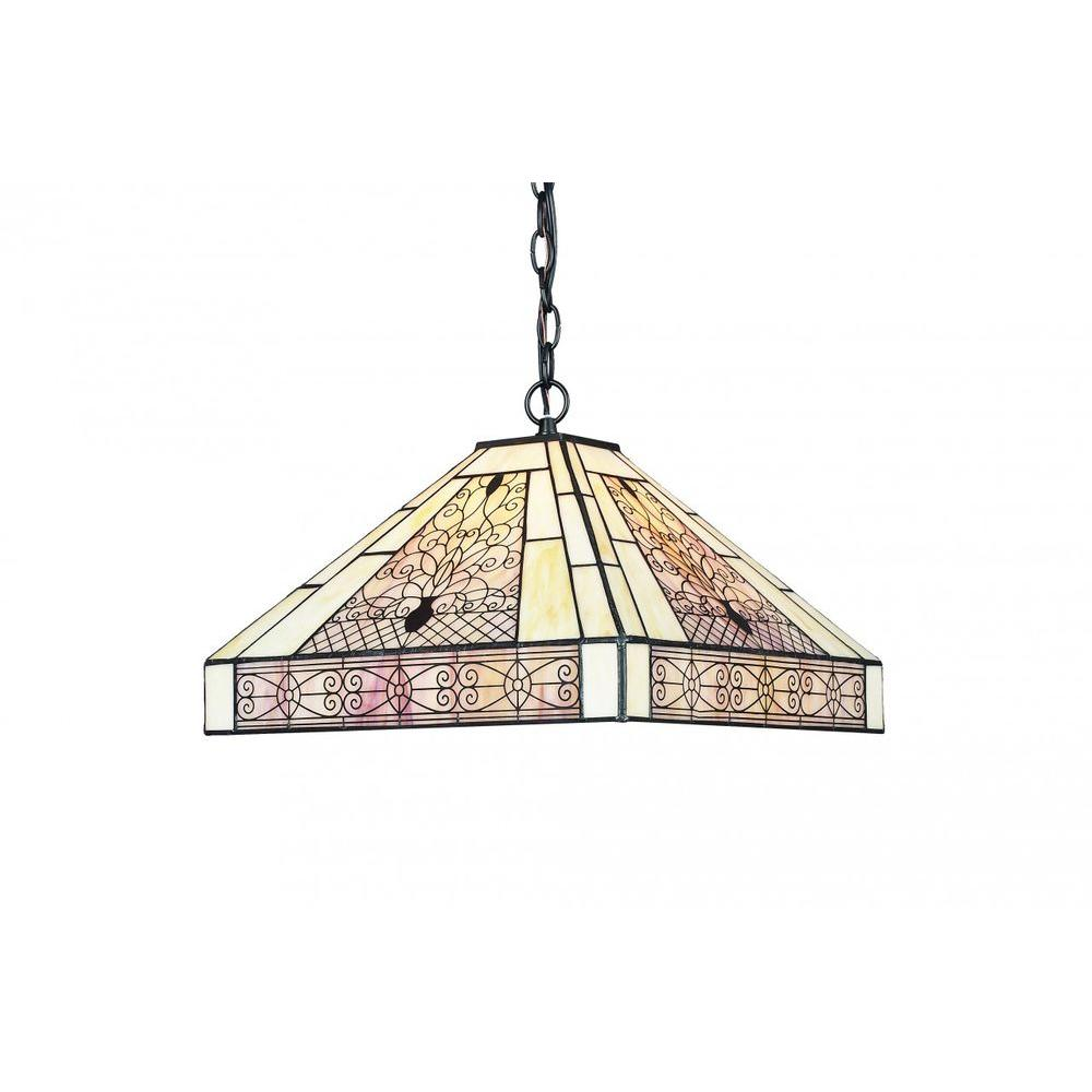 Tulen Lawrence 1 Light Ceiling Antique Brass Incandescent Pendant-DISCONTINUED
