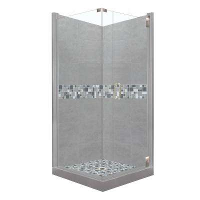 Rectangle - Walls - Center - Shower Stalls & Kits - Showers - The ...
